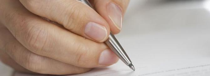 Kariyerinizdeki başarı, kaleminizin ucunda