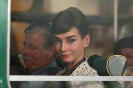 Audrey Hepburn'ü, çikolata için 'canlandırdılar'