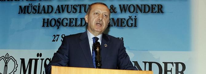 Erdoğan: Unutmayın, her kutlu doğum sancılı olur