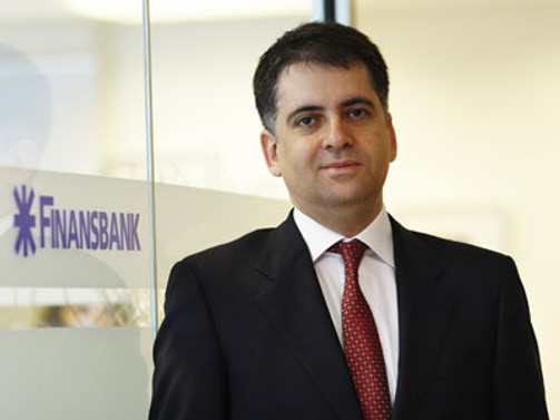 Finansbank'tan 902 milyon net kâr