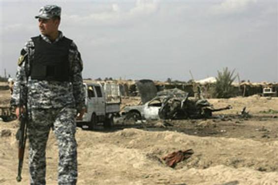 Irak'ta pazar yerine bombalı saldırı: 4 ölü