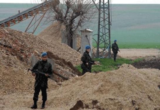 Cizre'deki kazı sonrası 5 kişi gözaltında