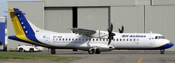 Bosna Havayolları uçamıyor, iflası yakın