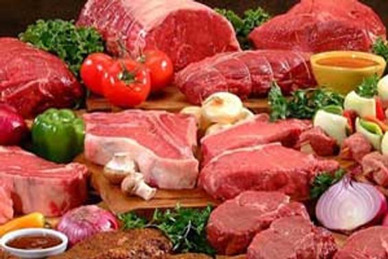 Bir kilo kırmızı ete, 7 kilo tavuk