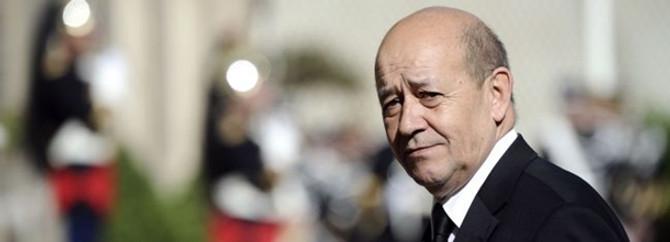 Fransa Savunma Bakanı, Mali'ye gitti