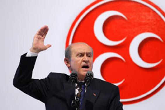 Bahçeli Erdoğan'a yüklendi