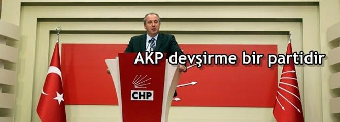 AKP devşirme bir partidir