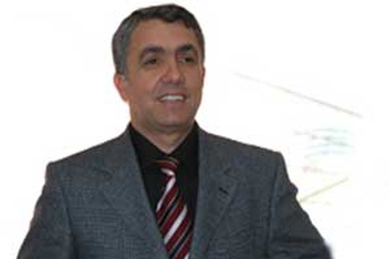 YÖK Genel Kurulu üyeliğine Sait Bilgiç aday seçildi
