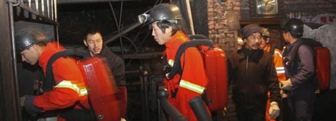 Çin'de grizu patlaması: 28 ölü