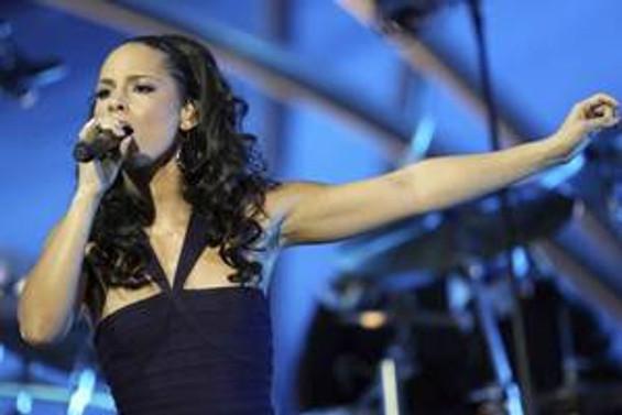 Alicia Keys Türkiye'de ilk konserini verecek