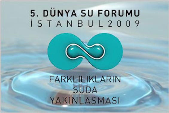 İstanbul'da 'su' zirvesi