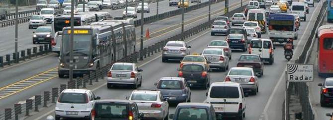 Bazı yollar trafiğe kapalı