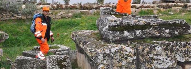Pamukkale'de kaybolan Alman turist ölü bulundu