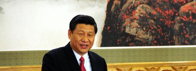 Şi Cinping, Çin Başkanı oldu