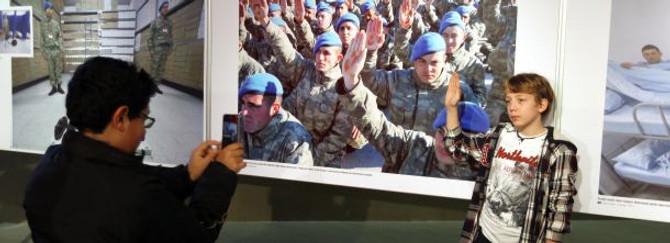 """""""Ocak-Mehmetçiğin Dünyası"""" ziyarete açılıyor"""