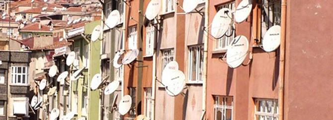 Anten kirliliğine estetik çözüm