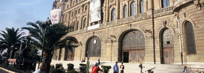 Haydarpasa Train Station is closing with new terminal