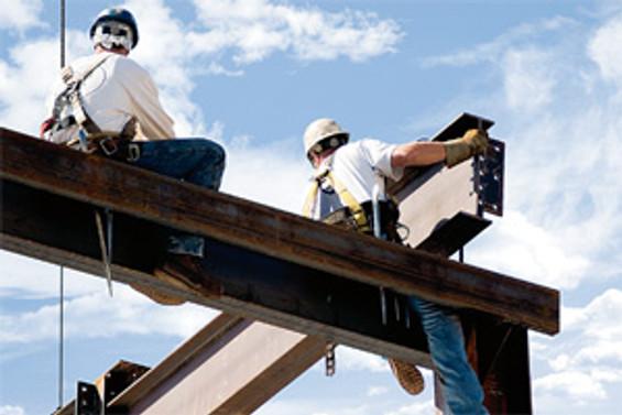 İnşaat sektöründe istihdam yüzde 25,3 azaldı