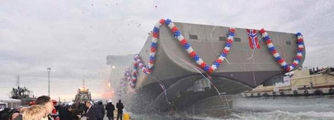 Türkiye'den Norveç'e gemi ihracı devam ediyor