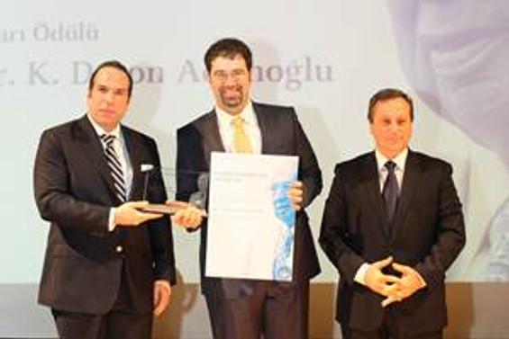 9. Kadir Has Ödülü iki bilim insanına gitti