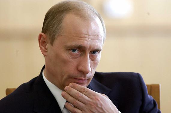 Putin'in hedefi ilk 5
