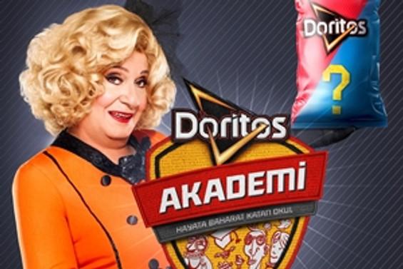 Doritos'u sevenleri 'belirleyecek'!