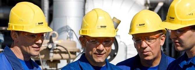 BASF'tan, 'çalışan fikriyle' 50 milyon euro tasarruf