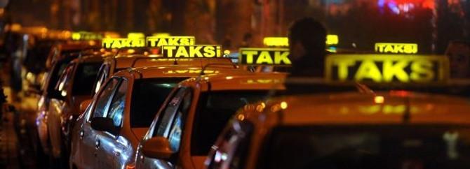 "Taksiciler'den ""Gezi"" karşıtı protesto"