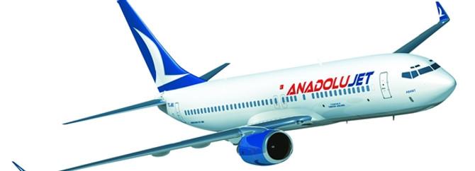 AnadoluJet İstanbul'dan uçuş sayısını artıracak