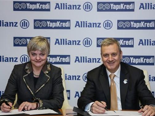 Allianz, 1.6 milyar liraya imza attı!