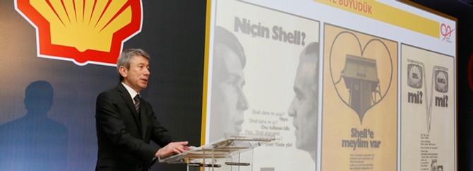 Shell Türkiye 90 yaşında