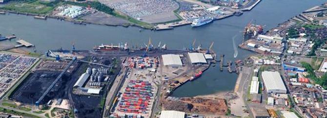 İttifak'ın ithalat noktası Tyne Limanı olacak