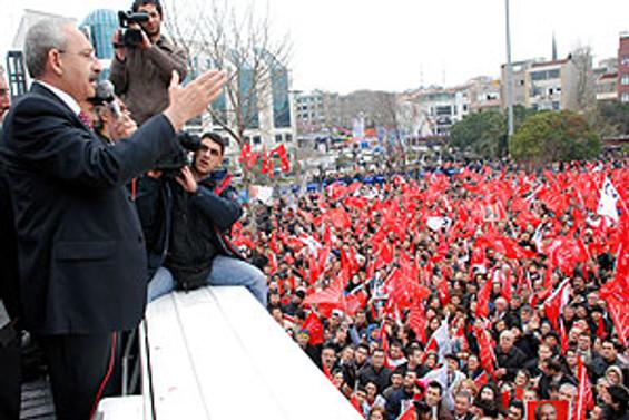 Kılıçdaroğlu, teşvikte Mısır'ı işaret etti