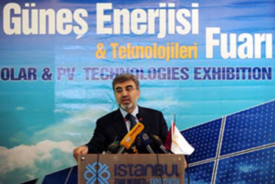 Güneş Enerjisi ve Teknolojileri Fuarı açıldı