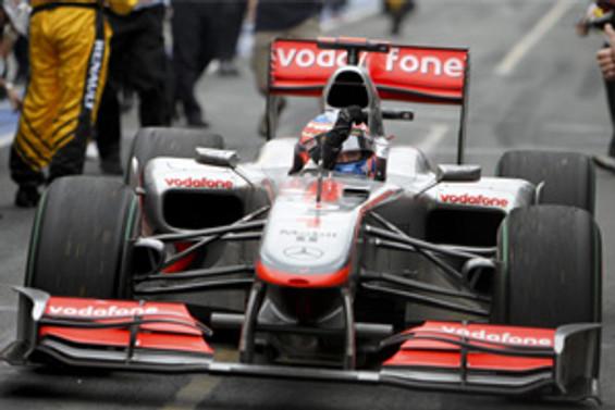 F1'de Brawn GP, duble yaptı