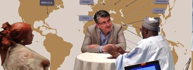 Nijerya'ya Akfa Holding çıkarması