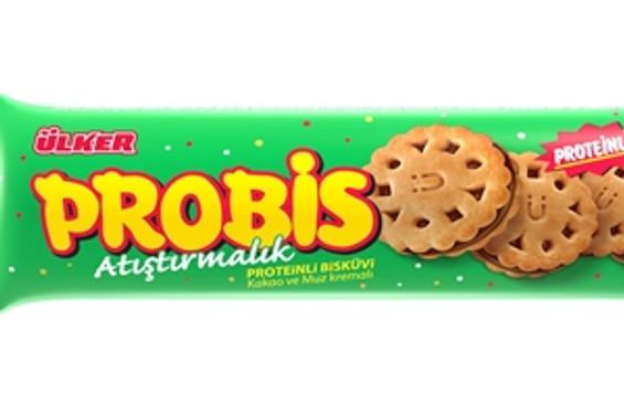 Ülker Probis'in atıştırmalık boyu da var