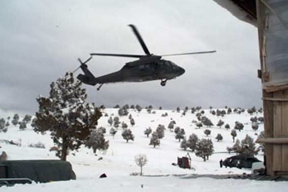Helikopter kazasında can veren muhabirin cesedi bulundu