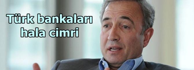 Türk bankaları hala cimri
