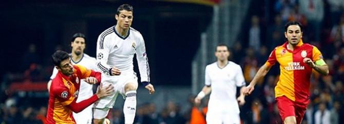 Galatasaray, Ronaldo'yu durduramadı