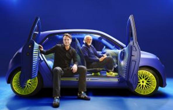 Renault'nun şehirlisi Twin'Z, Milano'da ortaya çıktı