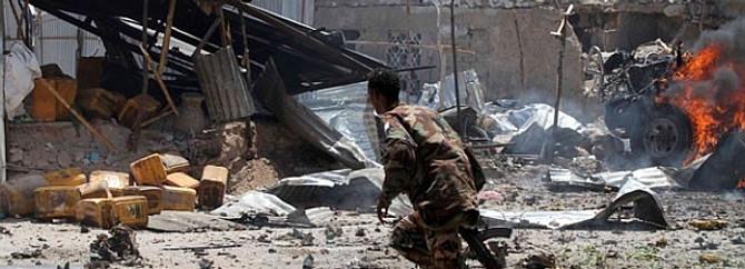Somali'de milletvekiline suikast