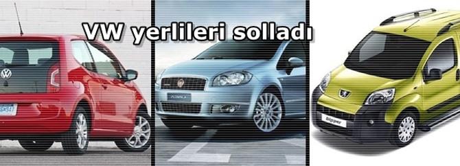 VW yerlileri solladı
