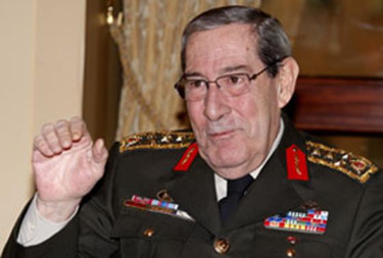 Org. Büyükanıt'tan CHP'ye veda ziyareti