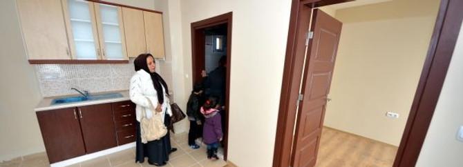 TOKİ, Kuzey Ankara'da 570 konutu satışa çıkardı