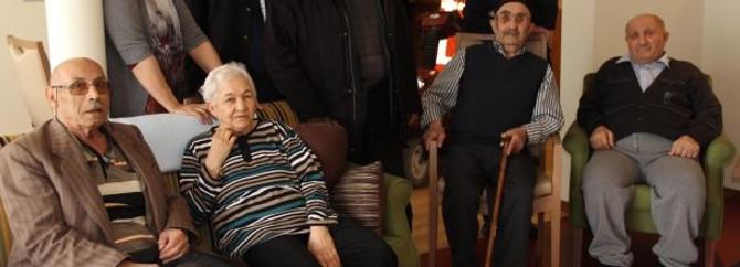 Türkiye, dünya yaşlılarına bakmayı hedefliyor