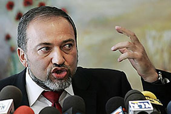 Lieberman: Gazze'nin Batı Şeria'dan ayrılmasını kabul etmeyiz