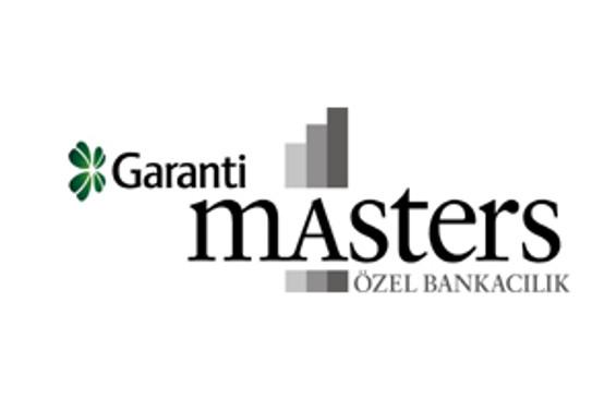 Garanti Masters'a 'en iyi özel bankacılık' ödülü