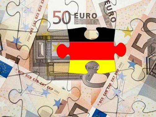 Alman ekonomisinde 'iyi işaret'