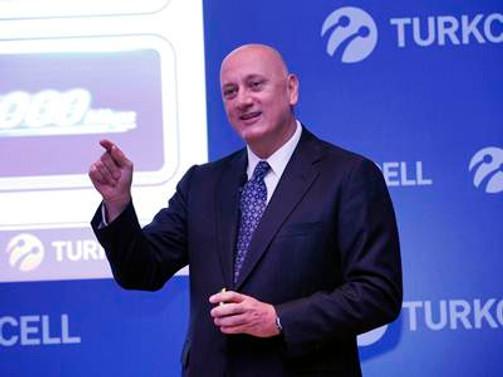 Turkcell'in ikinci çeyrek kârı 556.3 milyon lira